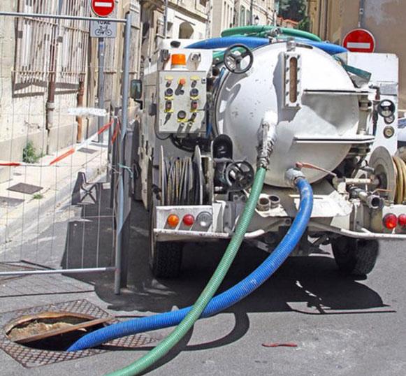Services d'assainissement et débouchages Essonne 91
