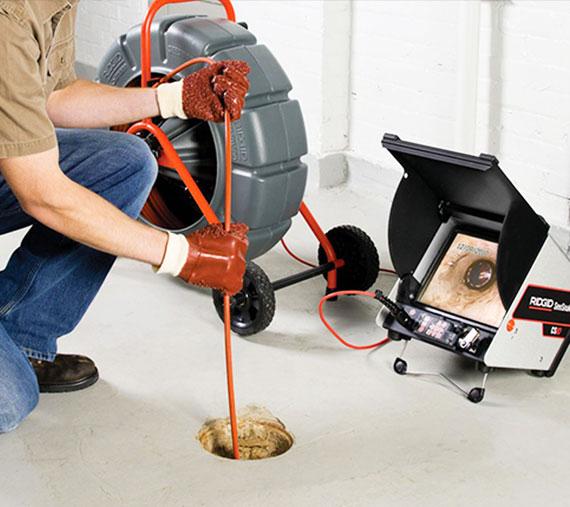 inspection caméra canalisation deboucher wc Essonne 91